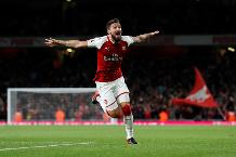 Wright: Arsenal kept showing for the ball