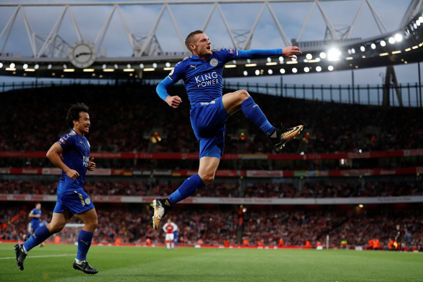 Arsenal 4-3 Leicester City