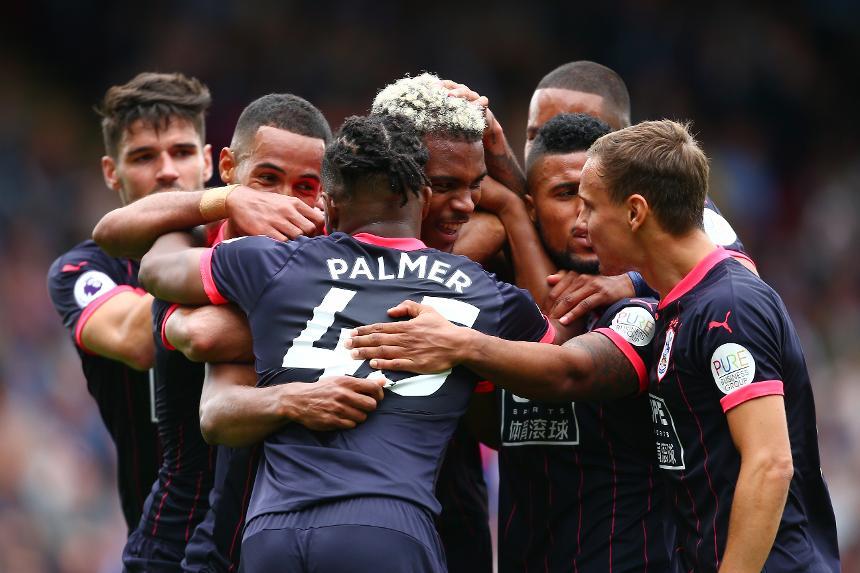 Crystal Palace v Huddersfield Town