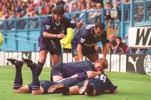 On this day in 1994: Sheff Wed 3-4 Spurs