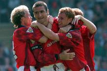 On this day in 1996: Wimbledon 0-3 Man Utd