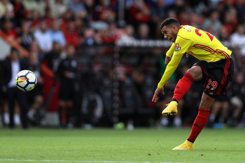 AFC Bournemouth 0-2 Watford