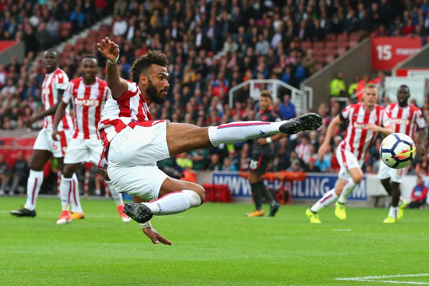 Stoke City 1-0 Arsenal