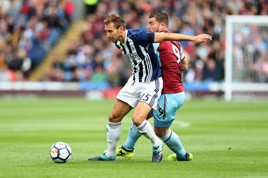 Burnley v West Brom