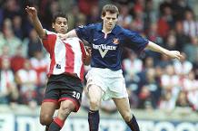 Goal of the day: Kilbane leaves Saints in a spin
