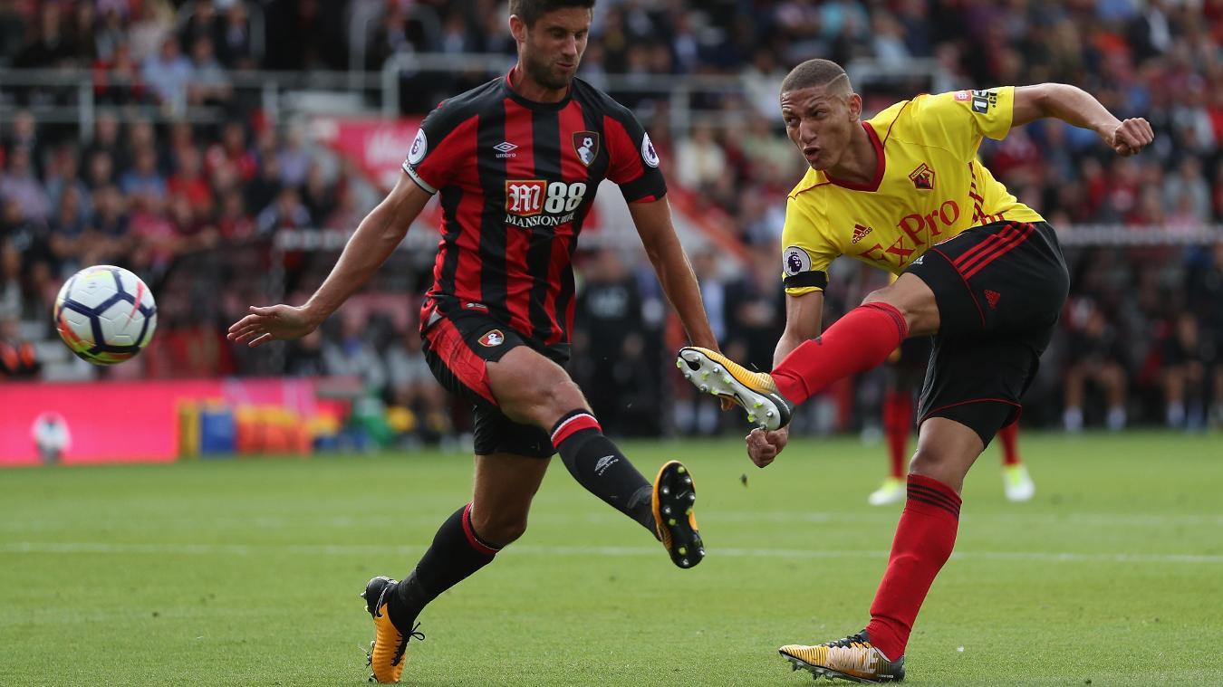 Watford v Brighton, 26 August