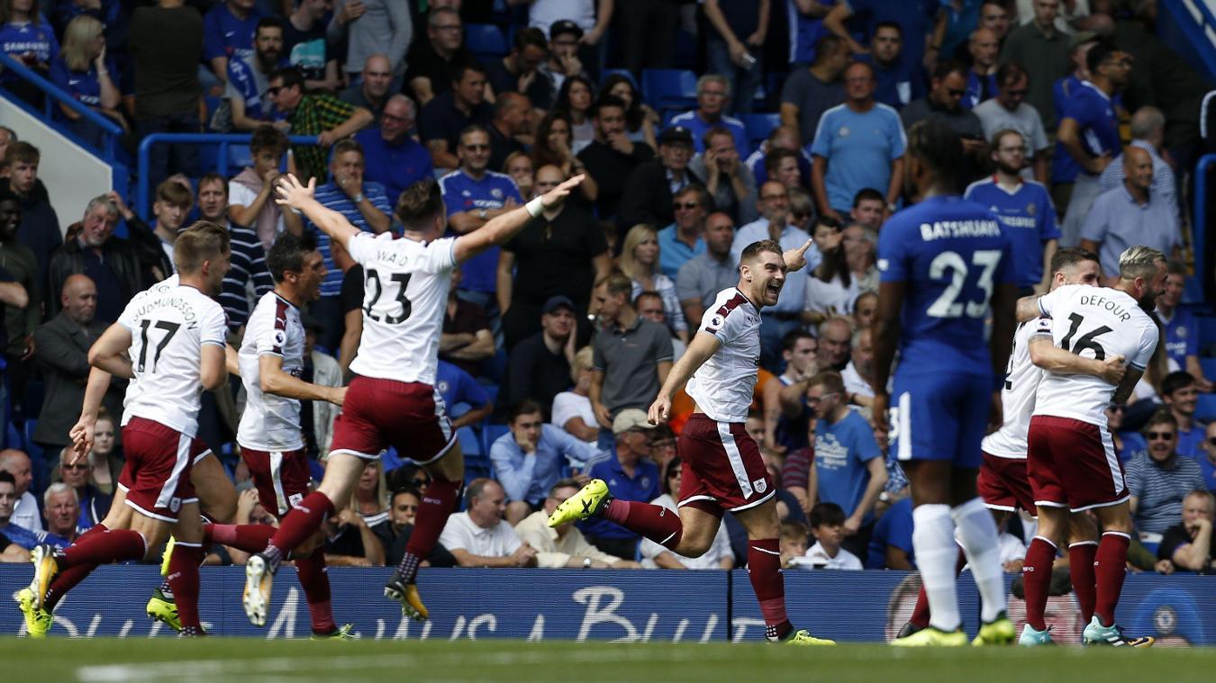Tottenham Hotspur v Burnley, 27 August