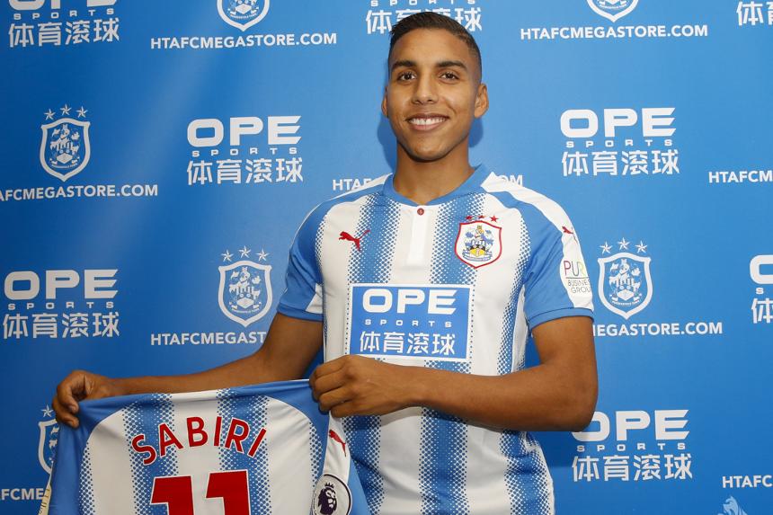 Abdelhamid Sabiri, Huddersfield Town