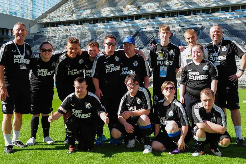Dwight Gayle, Newcastle United
