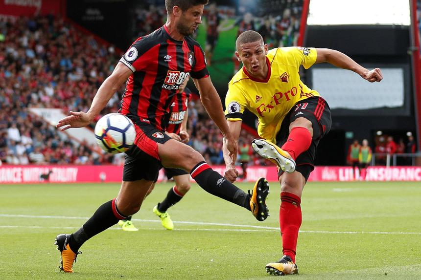 Richarlison, Watford