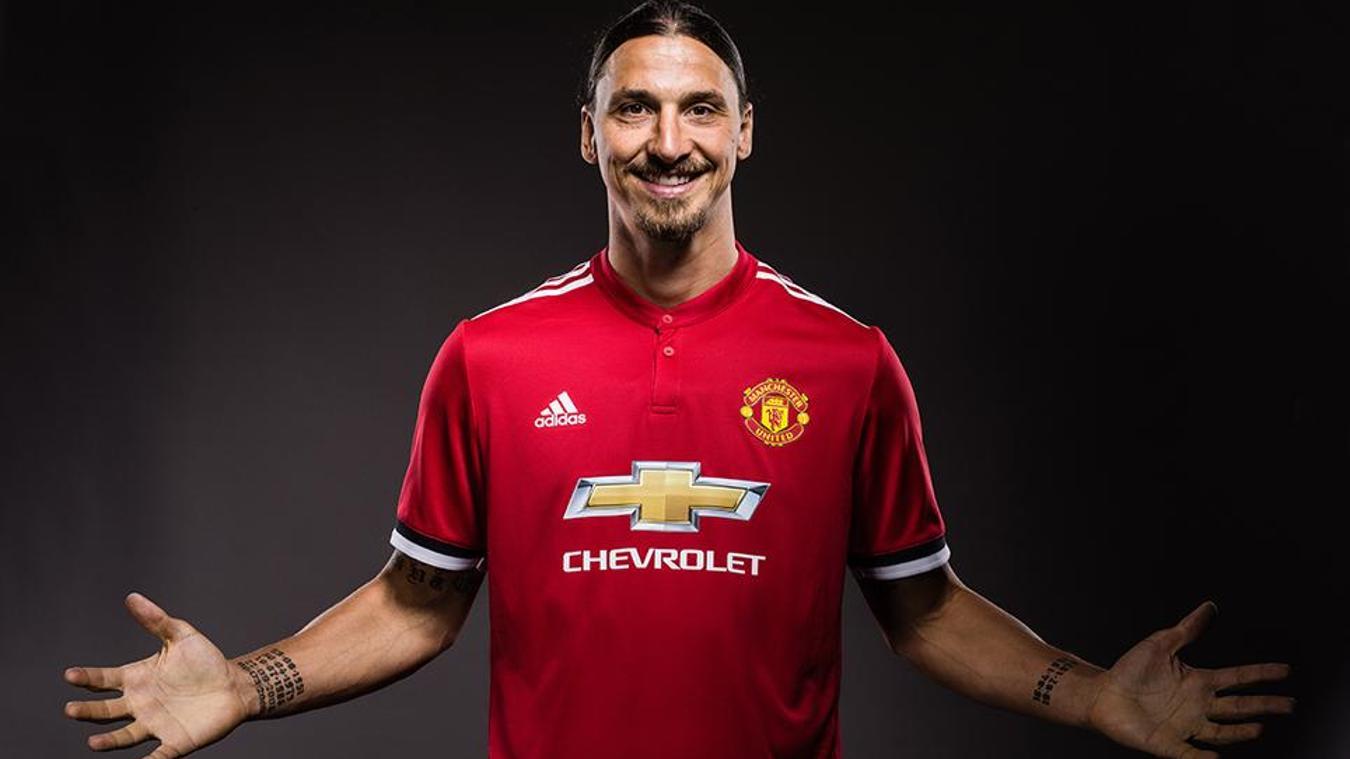 Zlatan Ibrahimovic returns to Manchester United