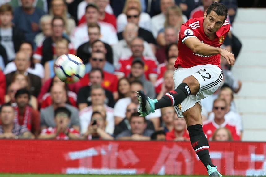Manchester United v West Ham United, Henrikh Mkhitaryan