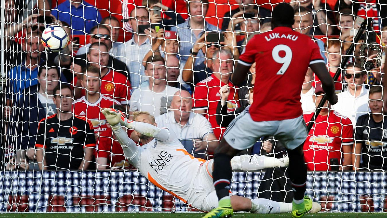 Man Utd 2-0 Leicester City