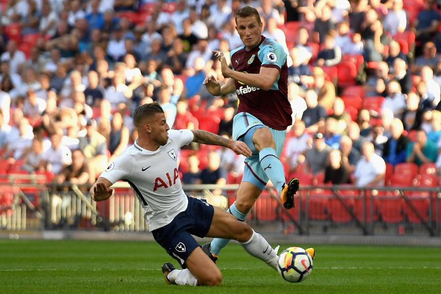 Tottenham Hotspur v Burnley