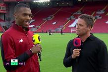 Sturridge: It's exciting for Liverpool