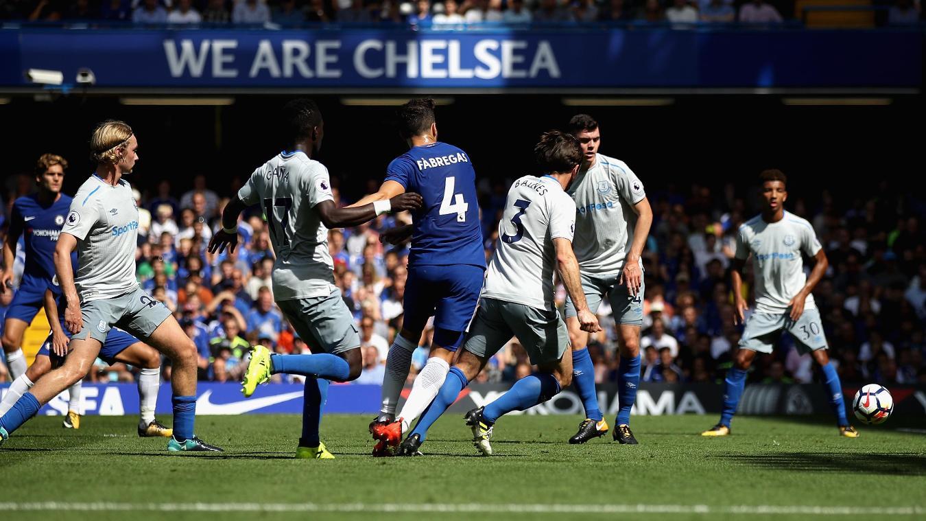 Chelsea 2-0 Everton