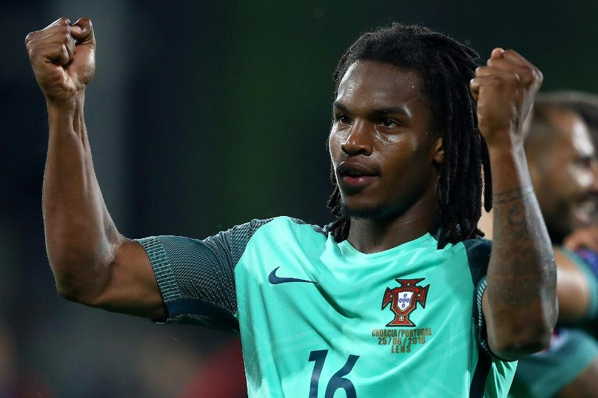 Renato Sanches, Portugal