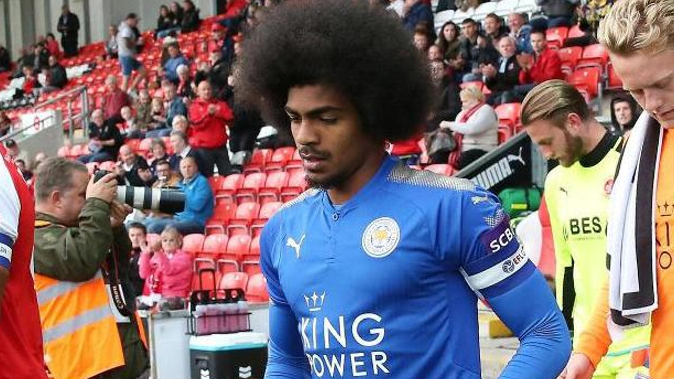 Hanza Choudhury, Leicester City