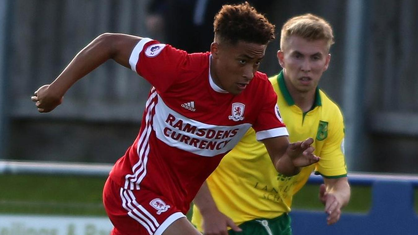 Marcus Tavernier, Middlesbrough