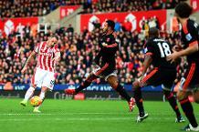 Iconic Moment: Stoke beat Man Utd on Boxing Day