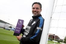 David Wagner, Huddersfield Town, Barclays Manager of the Month for August