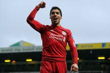 Goal of the day: Super Suarez downs Norwich