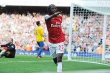 On this day in 2012: Arsenal 6-1 Southampton