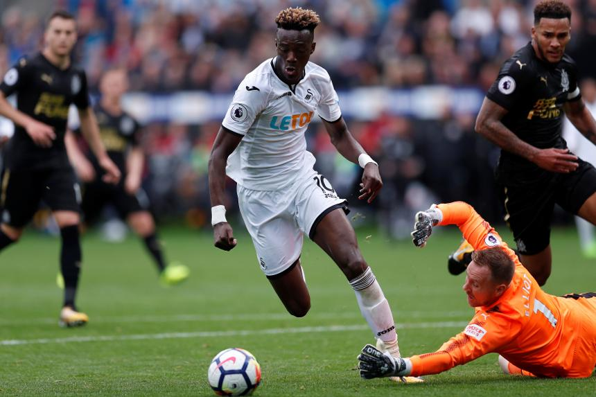 Swansea City vs Newcastle United