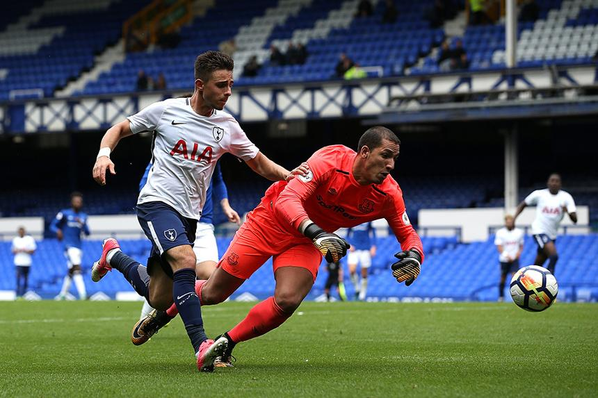Everton v Spurs, PL2