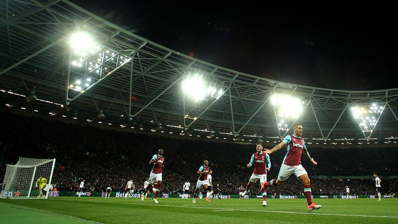 West Ham v Spurs, 23 September
