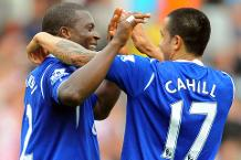 On this day - 14 Sept 2008: Cahill seals Everton win