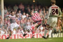 Classic match: Man Utd kit change in loss to Southampton