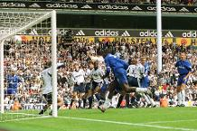 On this day in 2001: Spurs 2-3 Chelsea