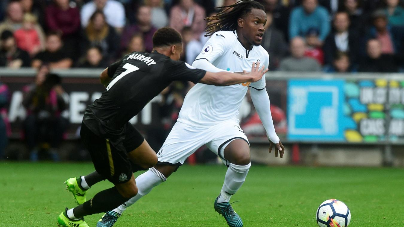 Renato Sanches, Swansea