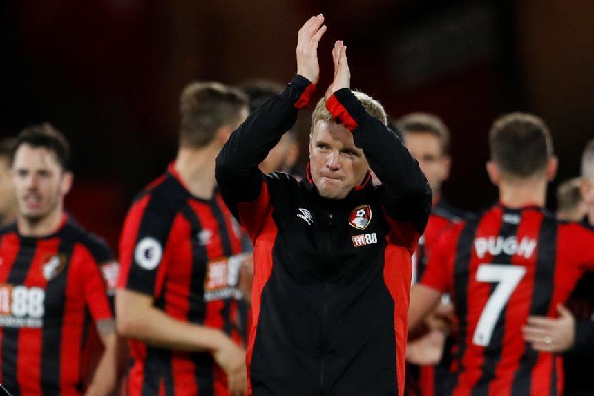 Eddie Howe, AFC Bournemouth