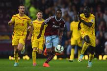 Flashback: Sakho inspires Hammers against Liverpool