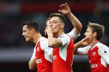 On this day in 2016: Arsenal 3-0 Chelsea