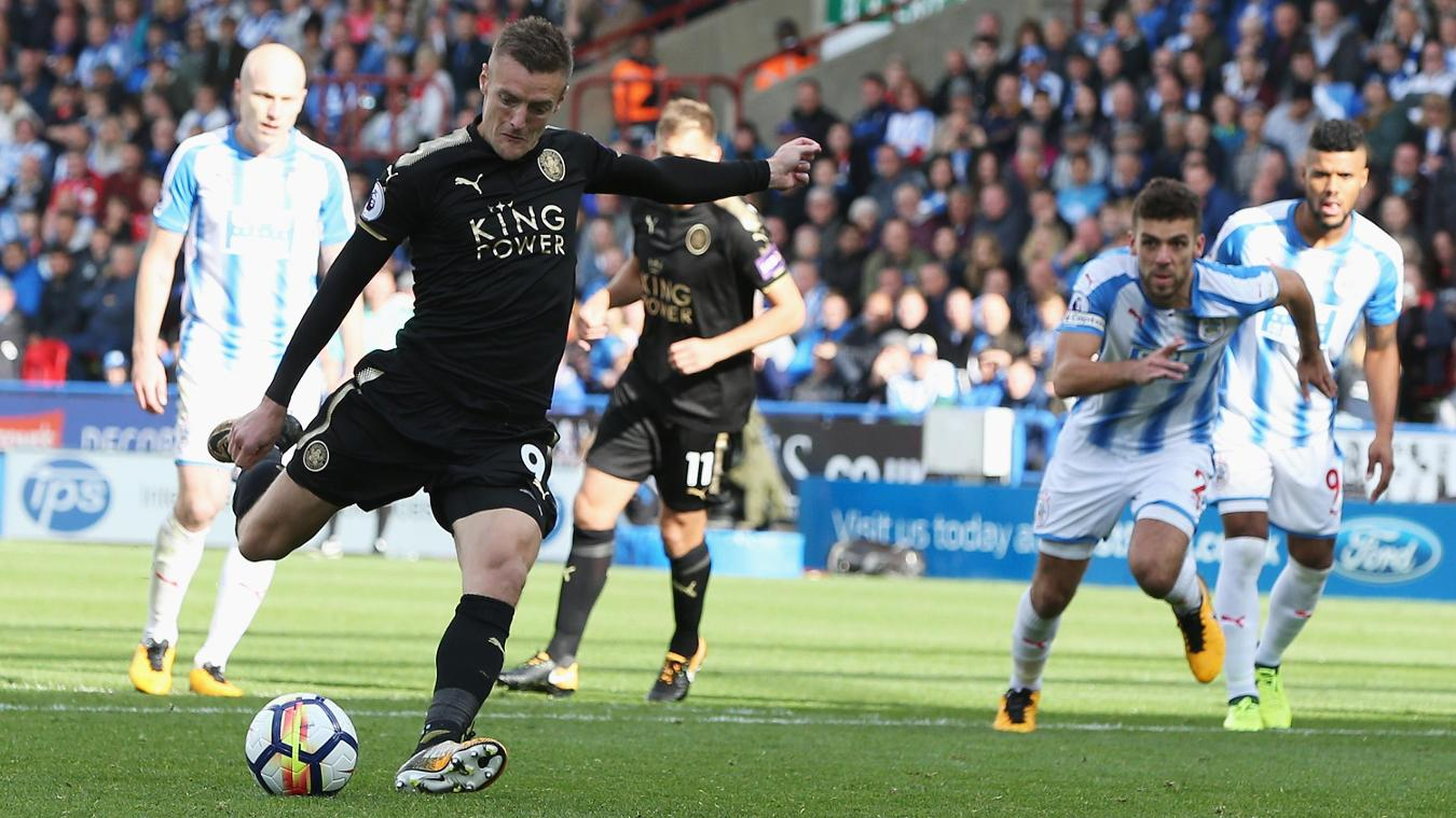 Huddersfield Town 1-1 Leicester City