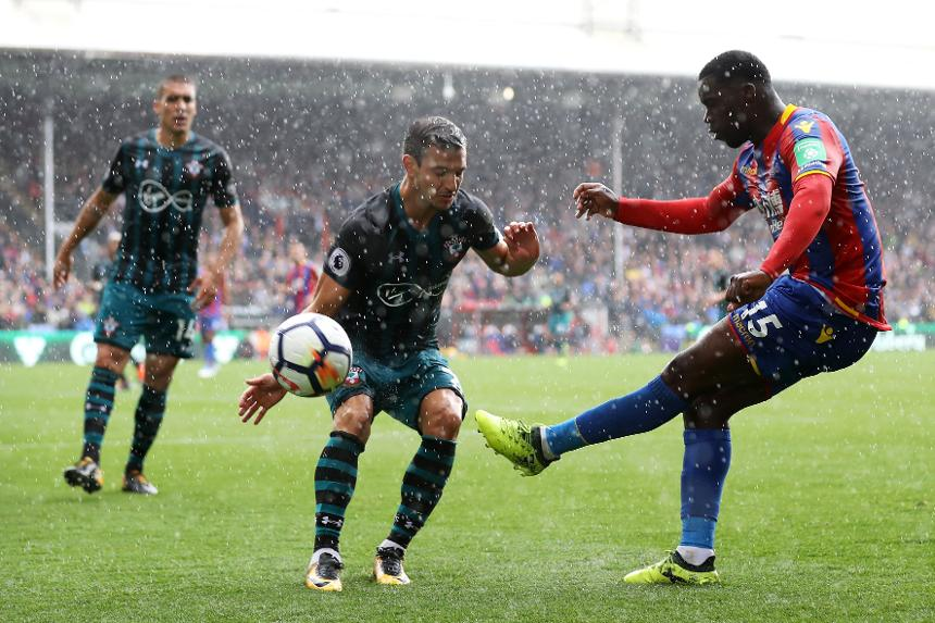 Crystal Palace v Southampton