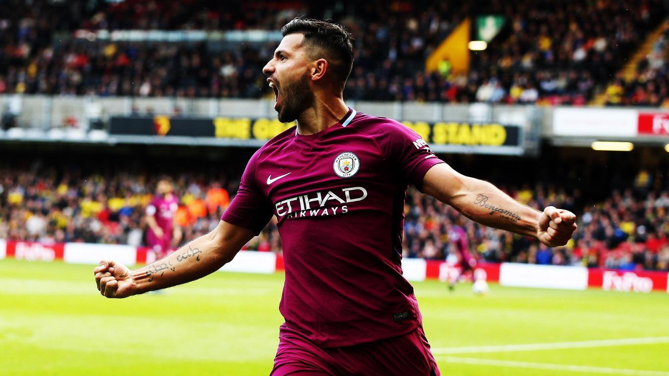 Watford 0-6 Manchester City
