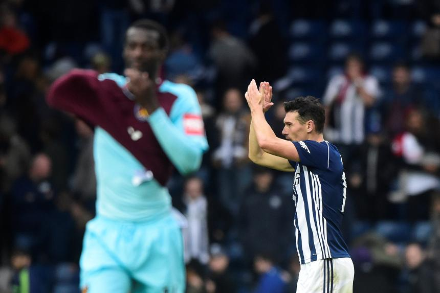 West Bromwich Albion v West Ham United