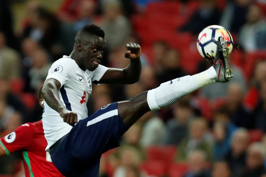 Davinson Sanchez, Spurs
