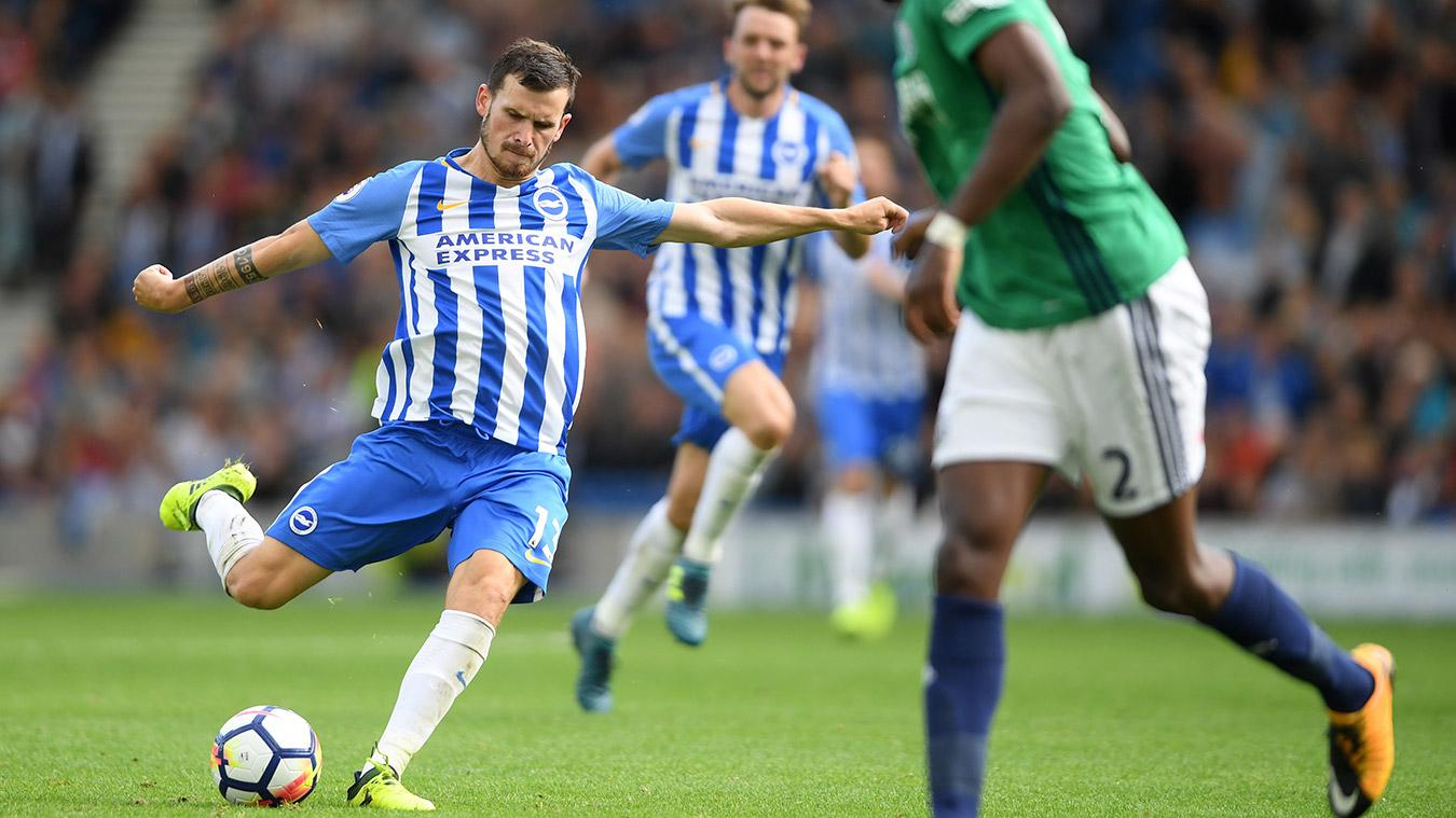 Pascal Gross, Brighton & Hove Albion