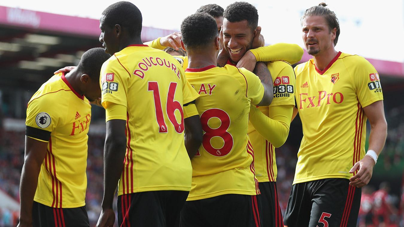 Swansea City v Watford, 23 September