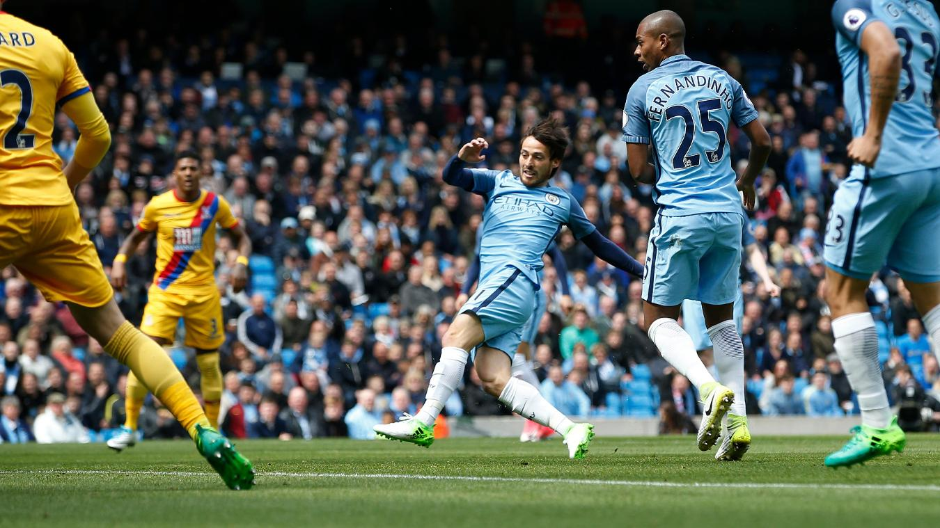 Man City v Crystal Palace, 23 September
