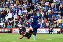 Classic match: AFC Bournemouth 1-1 Leicester