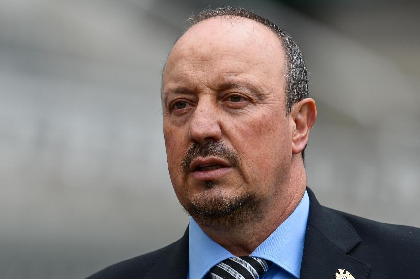 Rafael Benitez, Newcastle United