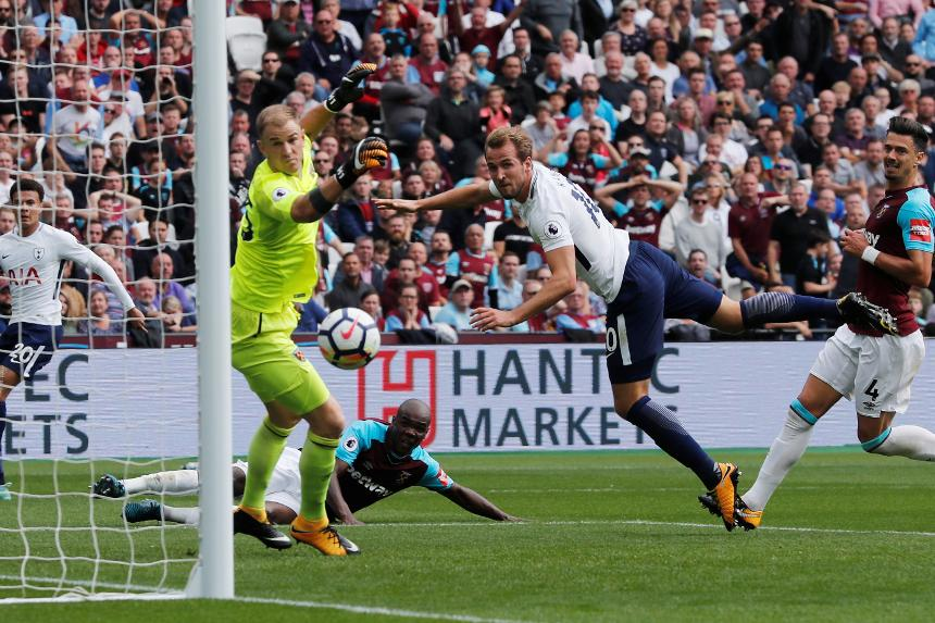 West Ham United 2-3 Tottenham Hotspur