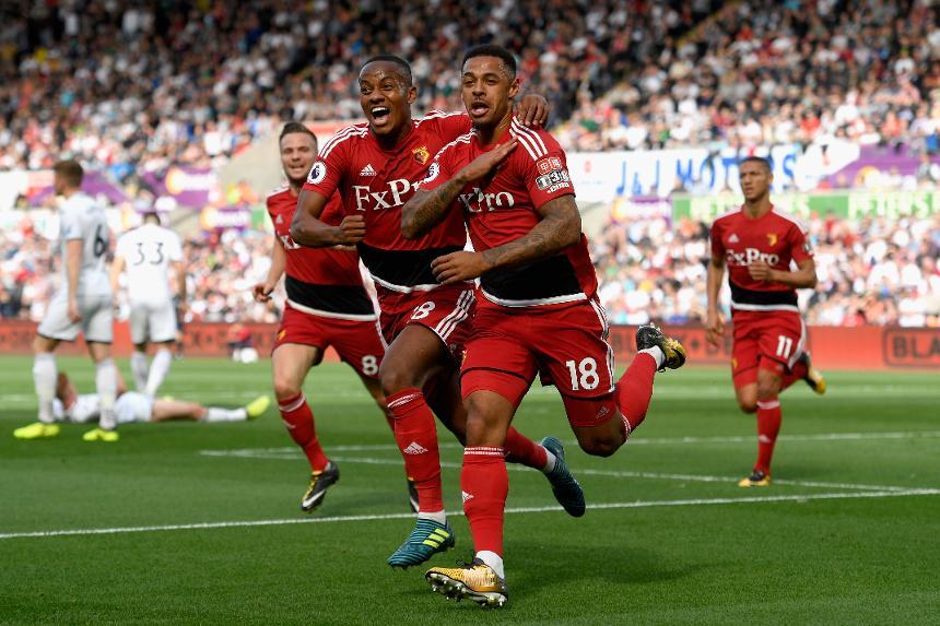 Swansea City v Watford