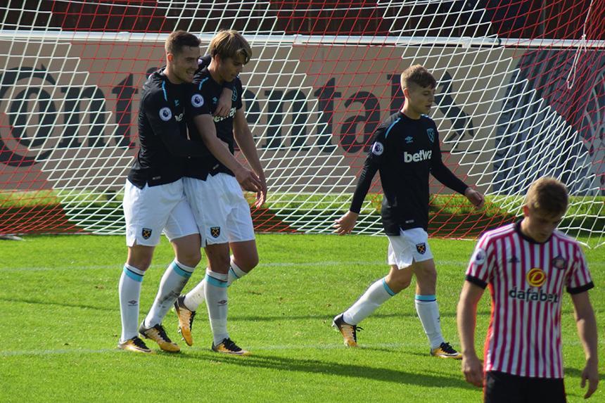 Martin Samuelsen, West Ham United